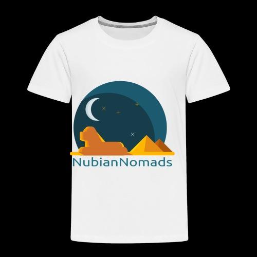 Nubian Nomads - Toddler Premium T-Shirt