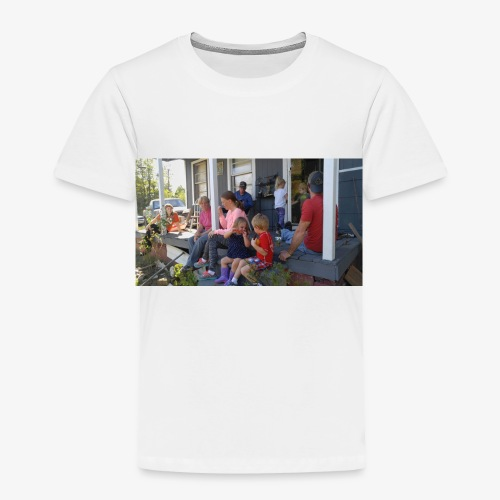 A family Gathering - Toddler Premium T-Shirt