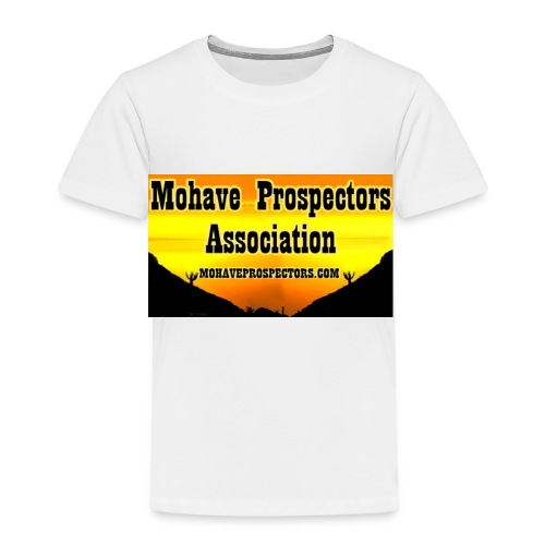 MPA Nametag - Toddler Premium T-Shirt