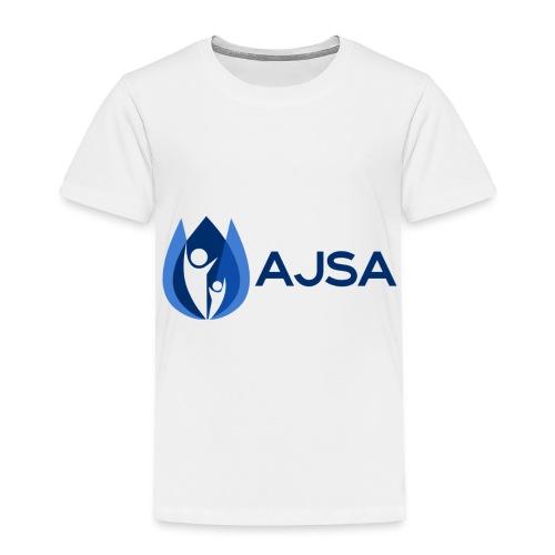 AJSA Bleu - Toddler Premium T-Shirt