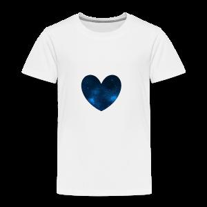 Galaxy Heart - Toddler Premium T-Shirt