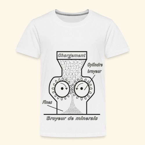 minerais - Toddler Premium T-Shirt