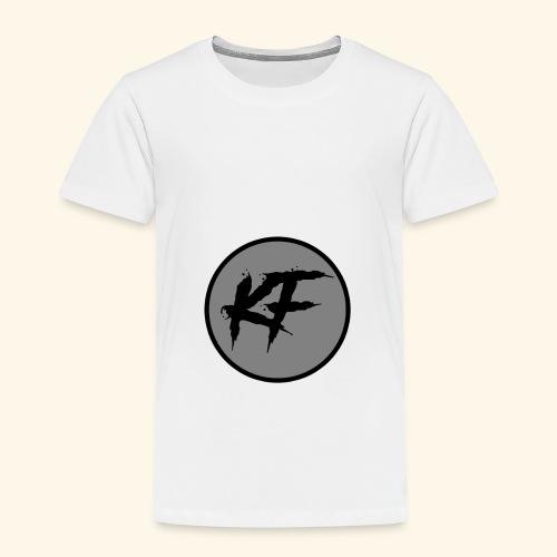 KF-Circle Logo - Toddler Premium T-Shirt