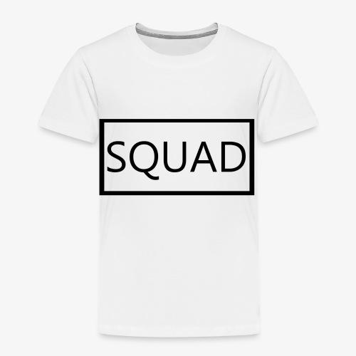 Squad Logo - Toddler Premium T-Shirt