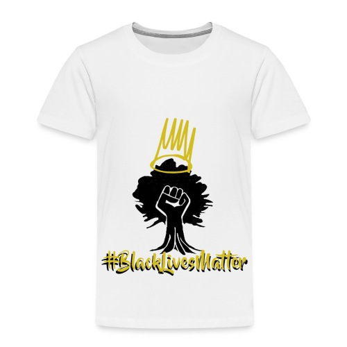 BLM Shirts - Toddler Premium T-Shirt