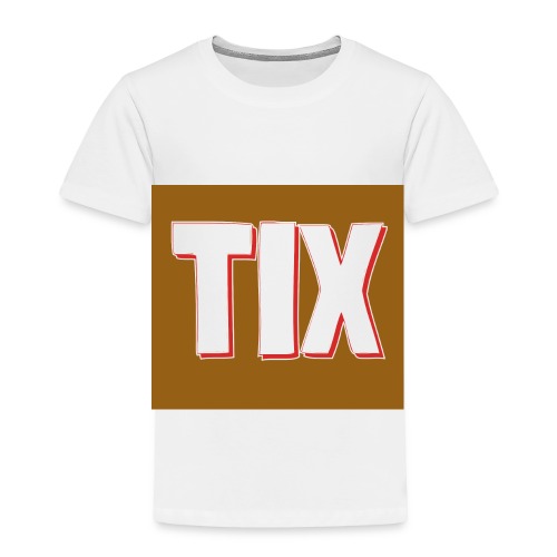 TIX Kid's T Shirt - Toddler Premium T-Shirt