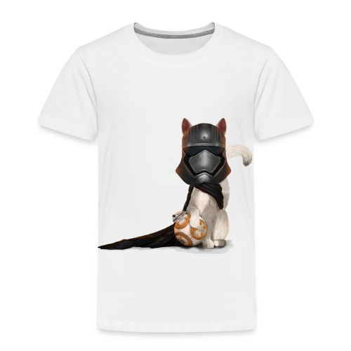 Captain Kitty - Toddler Premium T-Shirt