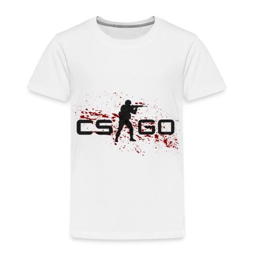 CSGOLOGO - Toddler Premium T-Shirt