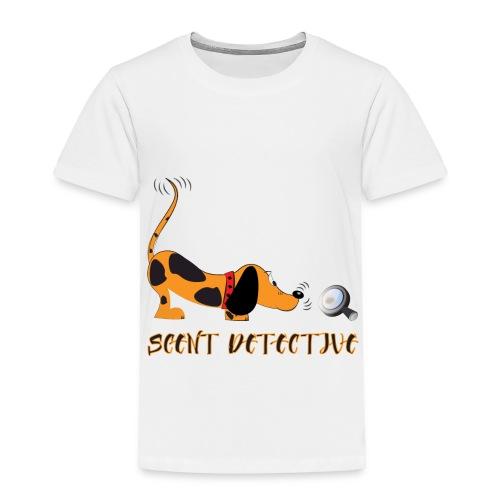 Scent Detective - Toddler Premium T-Shirt