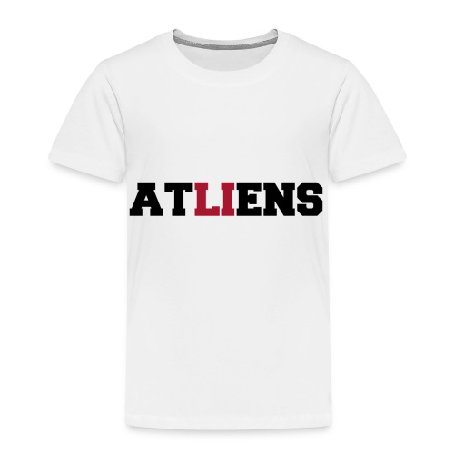 ATLIENS - Toddler Premium T-Shirt