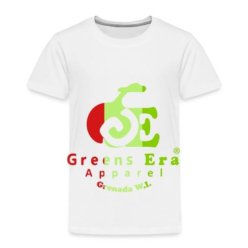 Greens Era Official Apparel - Toddler Premium T-Shirt