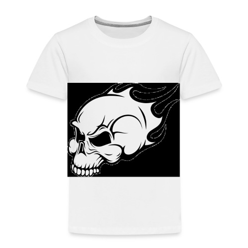 skelebonegaming merch - Toddler Premium T-Shirt