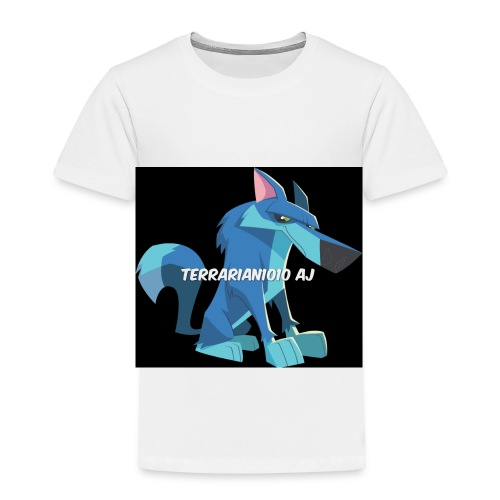 Official Terrarian AJ Merch - Toddler Premium T-Shirt