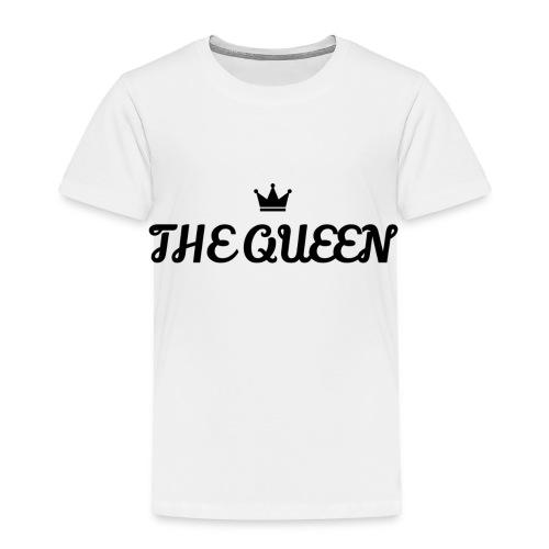THE QUEEN SHIRT - Toddler Premium T-Shirt
