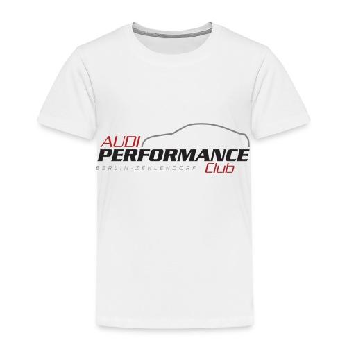 Audi Cars - Toddler Premium T-Shirt