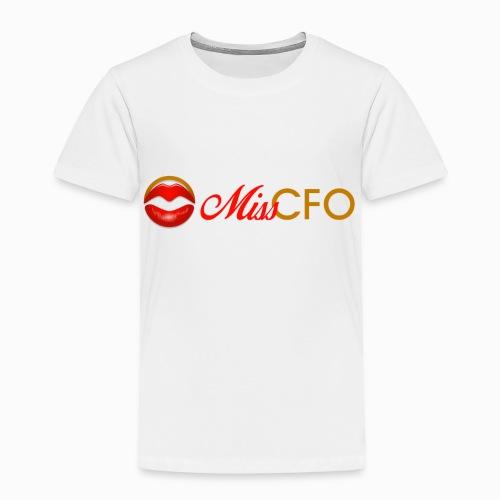 MissCFO Tee - Toddler Premium T-Shirt
