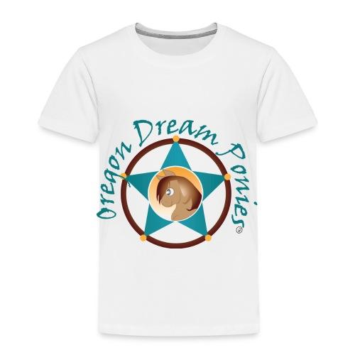 Oregon Dream Ponies - Toddler Premium T-Shirt