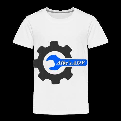AlbesADV cog - Toddler Premium T-Shirt