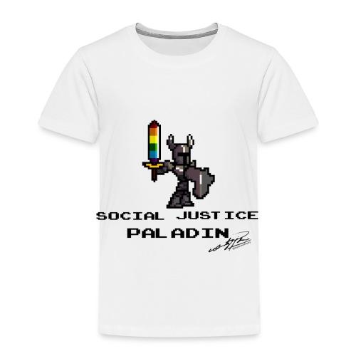 Social Justice Pladin - Toddler Premium T-Shirt