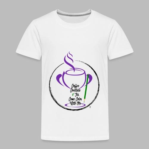 CCTCCWM Black Text - Toddler Premium T-Shirt