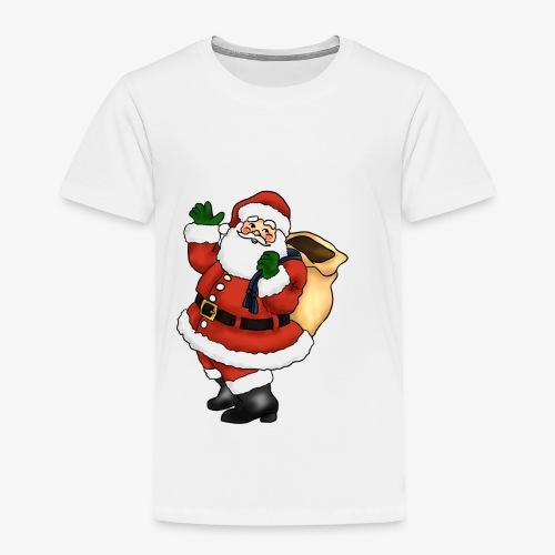 santa - Toddler Premium T-Shirt