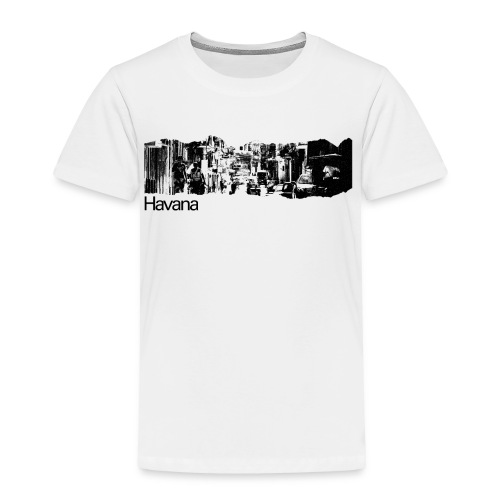 Havana Cuba T-Shirt - Toddler Premium T-Shirt
