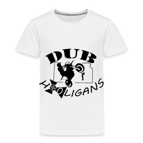 Dub Hooligans Logo - Toddler Premium T-Shirt