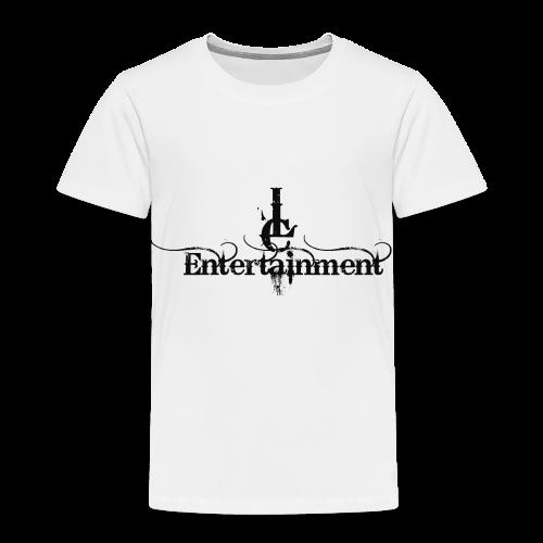 JLC Entertainment Paint - Toddler Premium T-Shirt