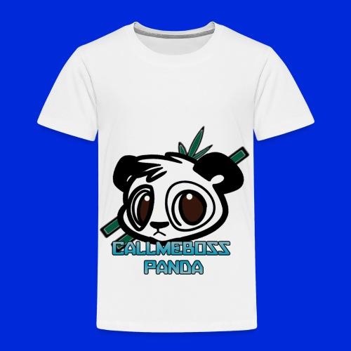 CallMeBossPanda - Toddler Premium T-Shirt