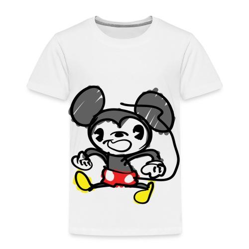 Morky Mouse - Toddler Premium T-Shirt