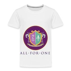 All For One Logo - Toddler Premium T-Shirt