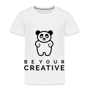 BeYourCreative BLK - Toddler Premium T-Shirt