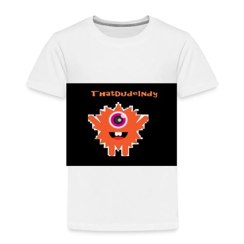 ThatDudeIndy Logo - Toddler Premium T-Shirt