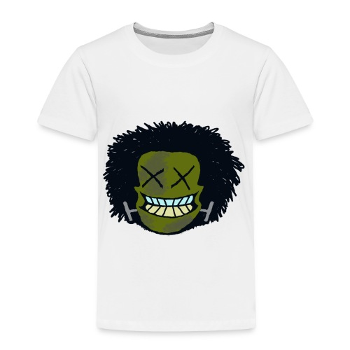 DeadHeadOG_-_messyhead - Toddler Premium T-Shirt