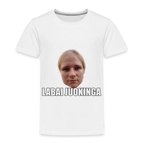 Labai juokinga - Toddler Premium T-Shirt