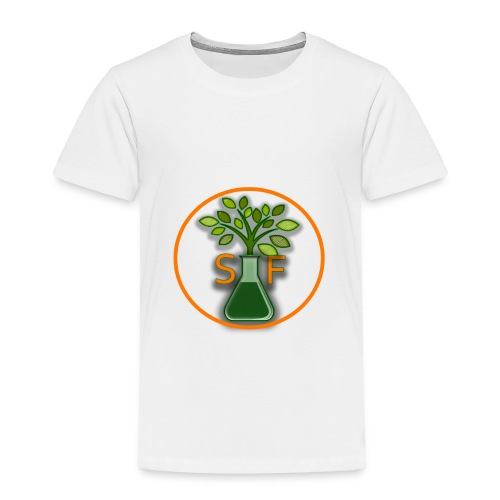 New Channel Logo 2 - Toddler Premium T-Shirt