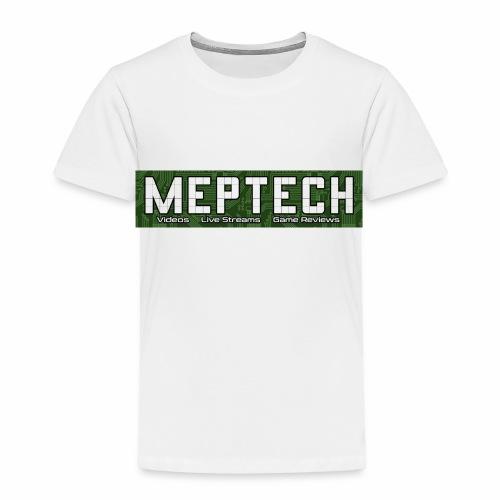 MepTech YTG Logo - Toddler Premium T-Shirt