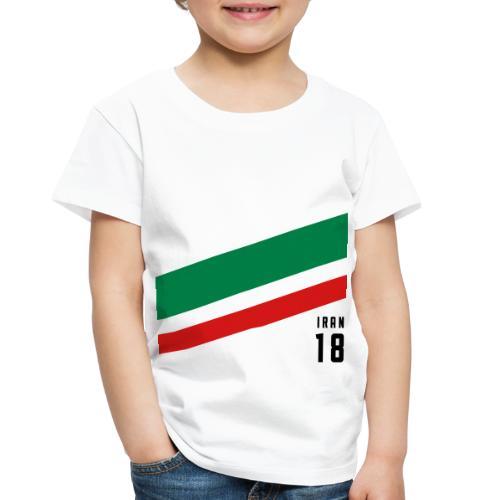 Iran Stipes - Toddler Premium T-Shirt