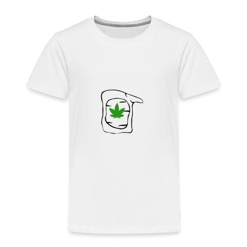LEAF FACE - Toddler Premium T-Shirt
