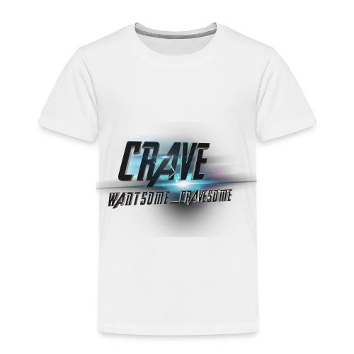 NEW_LOGO_CRAVE - Toddler Premium T-Shirt