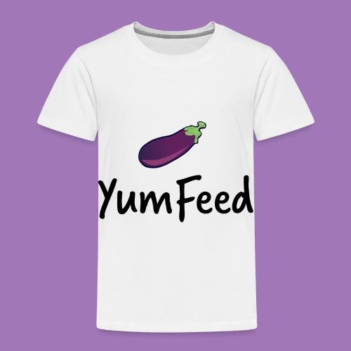 YumFeed logo - Toddler Premium T-Shirt