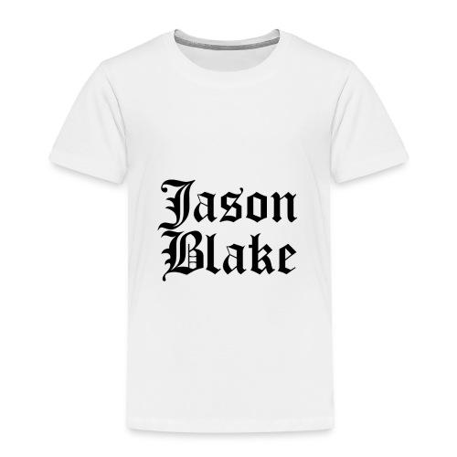 Jason Blake - Toddler Premium T-Shirt