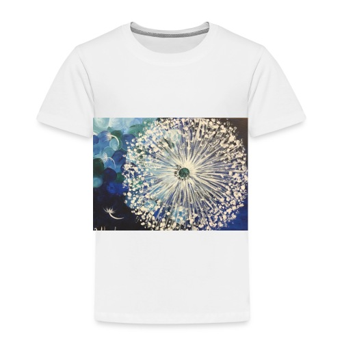 Dandelion Flower - Toddler Premium T-Shirt