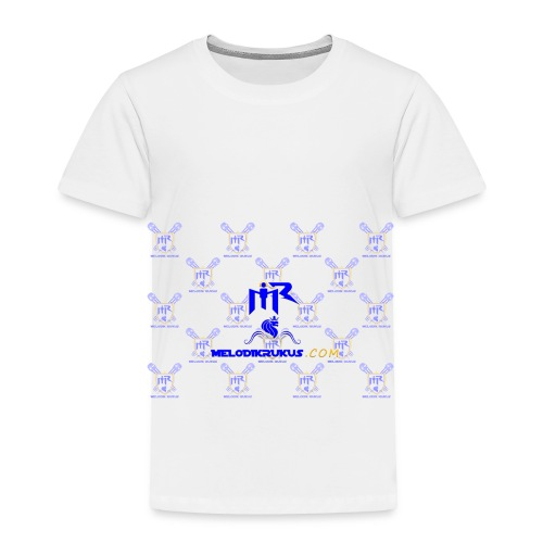MR checkered - Toddler Premium T-Shirt