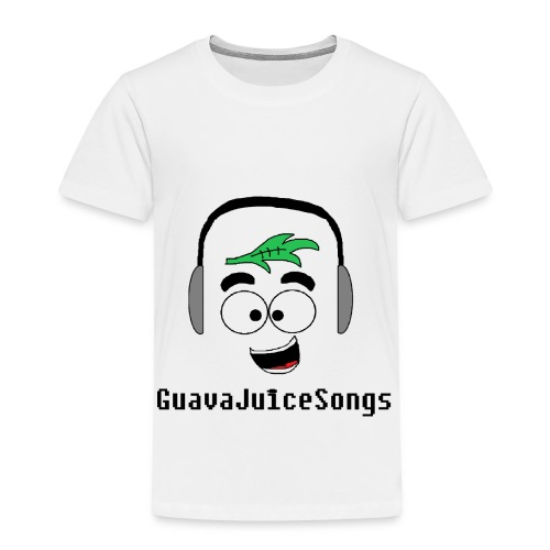 Guavajuicesongs (OFFICIAL T SHIRT) - Toddler Premium T-Shirt