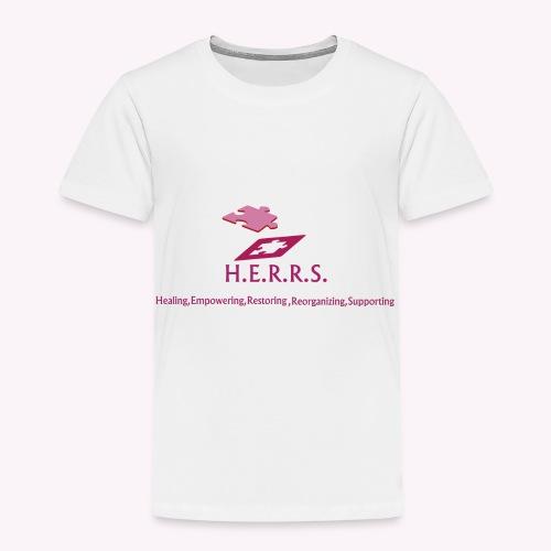 Signature H.E.R.R.S. - Toddler Premium T-Shirt