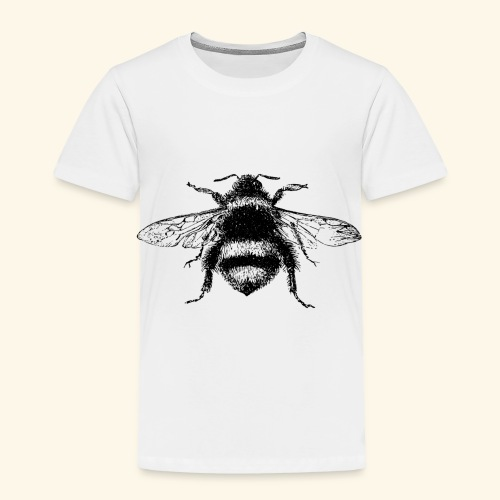 My Little Baby Bee - Toddler Premium T-Shirt