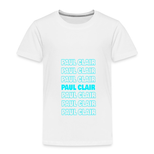 Paul Clair Stand Out Youth & Babies - Toddler Premium T-Shirt