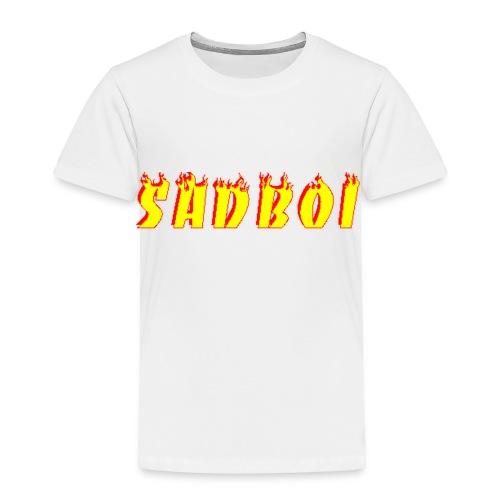 sadboiflames - Toddler Premium T-Shirt