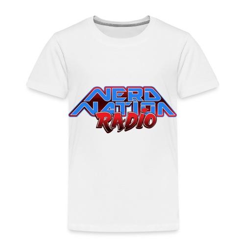 Nerd Nation Logo - Toddler Premium T-Shirt